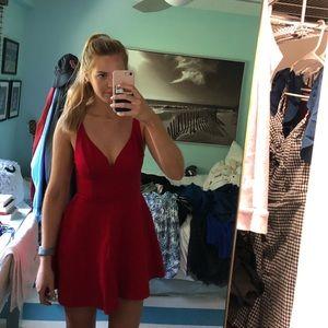 NWT Red dress